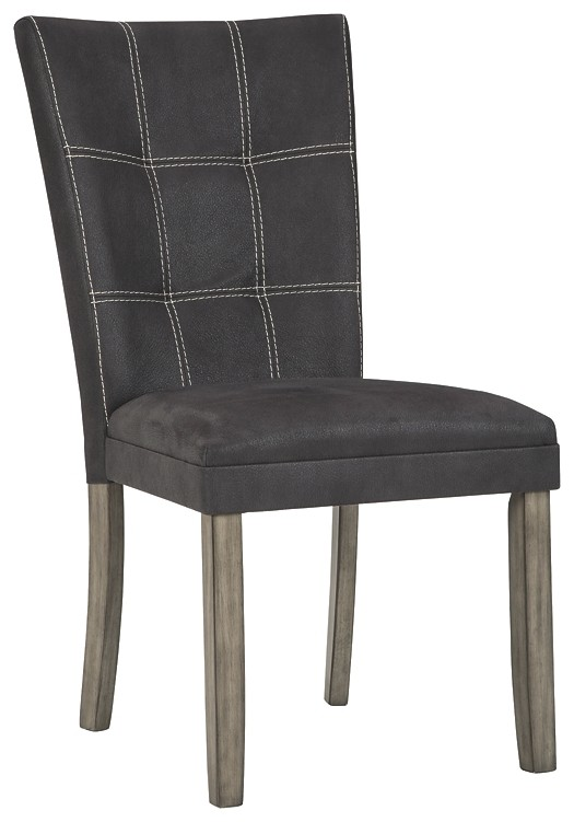 Dontally - Dining UPH Side Chair (2/CN)