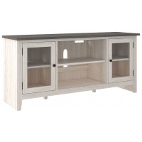 Dorrinson - LG TV Stand w/Fireplace Option