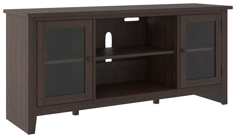Camiburg - LG TV Stand w/Fireplace Option