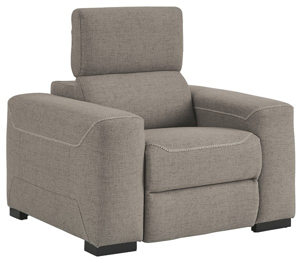 Mabton - PWR Recliner/ADJ Headrest