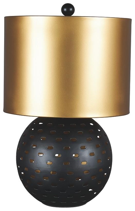 Mareike - Metal Table Lamp (1/CN)