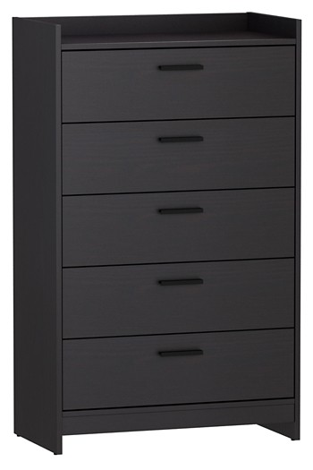 Central Park - Five Drawer Chest