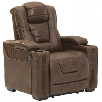 Owner's Box - PWR Recliner/ADJ Headrest