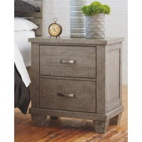 Naydell - Two Drawer Night Stand