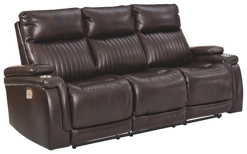 Team Time - PWR REC Sofa with ADJ Headrest