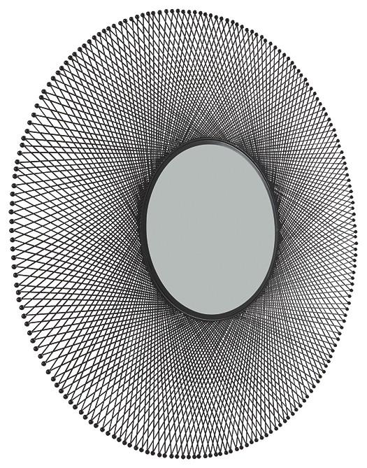 Ferriss - Accent Mirror
