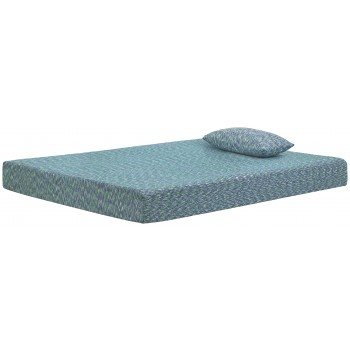 iKidz Blue - Full Mattress and Pillow 2/CN