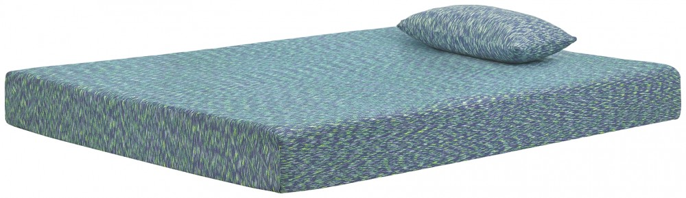 iKidz Blue - Full Mattress and Pillow 2/CN