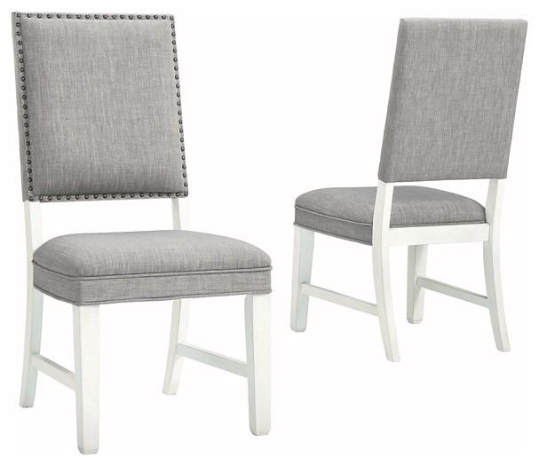 Nashbryn - Dining UPH Side Chair (2/CN)