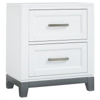 Brynburg - Two Drawer Night Stand