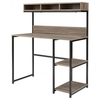 Daylicrew - Home Office Desk and Hutch