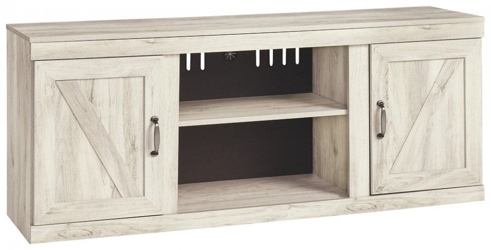 Bellaby - LG TV Stand w/Fireplace Option