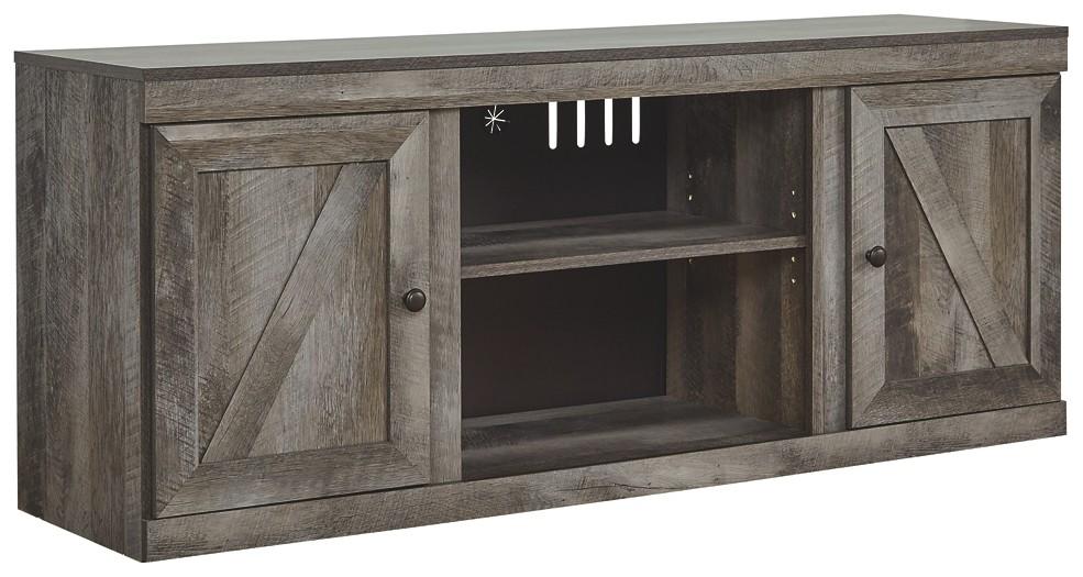 Wynnlow - LG TV Stand w/Fireplace Option