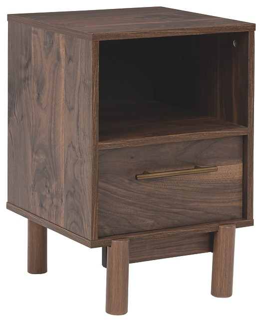 Calverson - One Drawer Night Stand