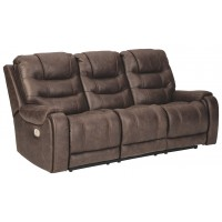 Yacolt - PWR REC Sofa with ADJ Headrest
