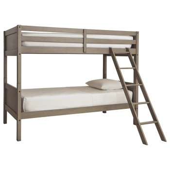 Lettner - Twin/Twin Bunk Bed w/Ladder