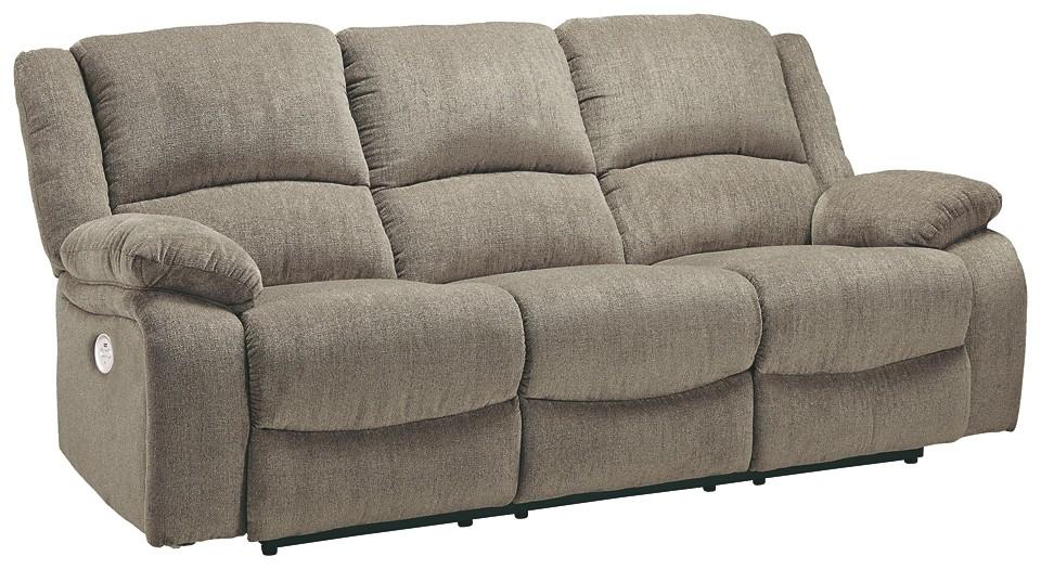 Draycoll - Reclining Power Sofa