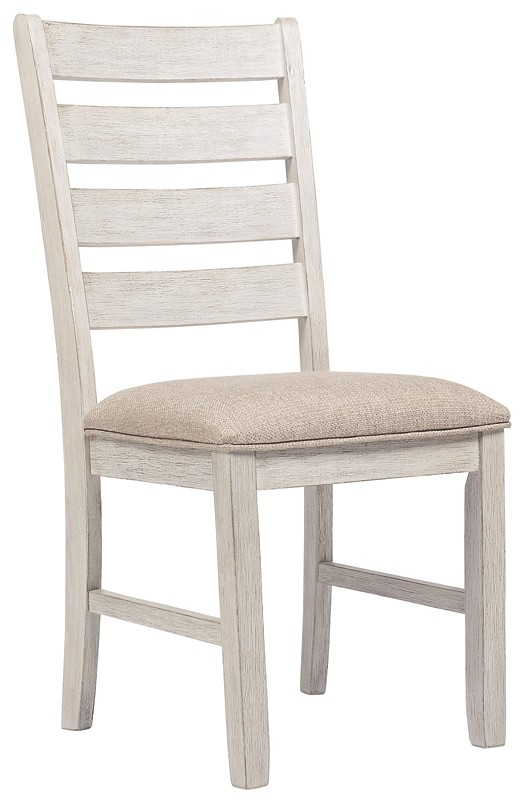 Skempton - Dining UPH Side Chair (2/CN)