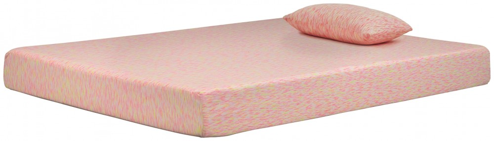 iKidz Pink - Full Mattress and Pillow 2/CN