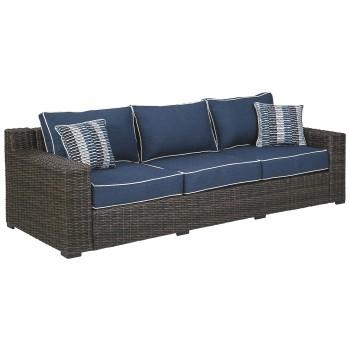 Grasson Lane - Sofa with Cushion