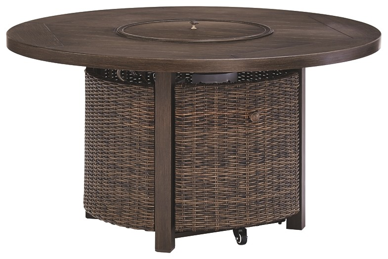 Paradise Trail - Round Fire Pit Table