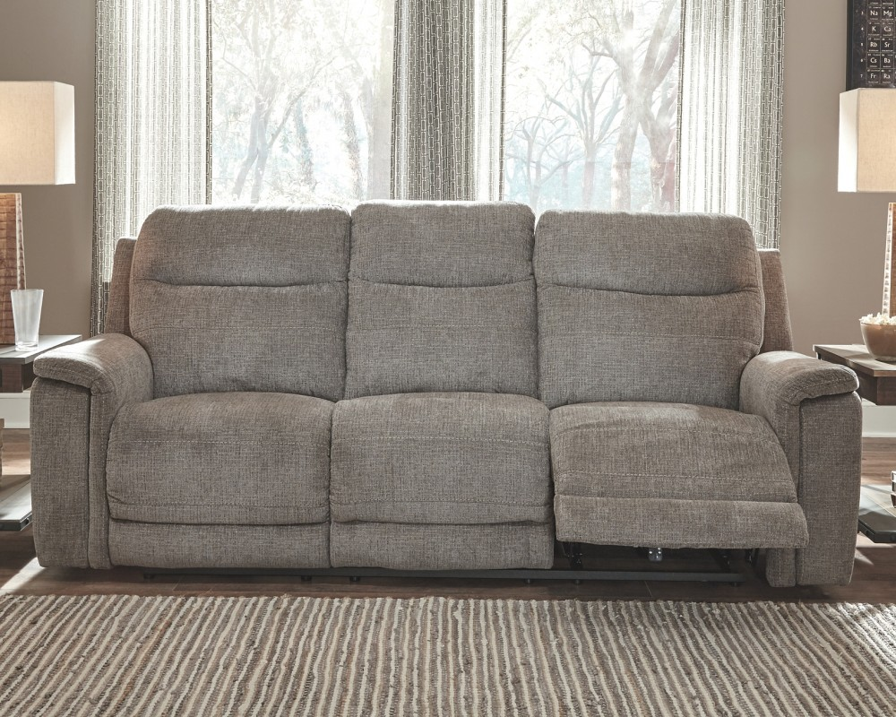 Mouttrie - PWR REC Sofa with ADJ Headrest