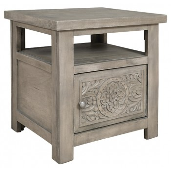 Marcilyn - Rectangular End Table