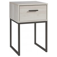 Socalle - One Drawer Night Stand