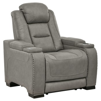 The Man-Den - PWR Recliner/ADJ Headrest