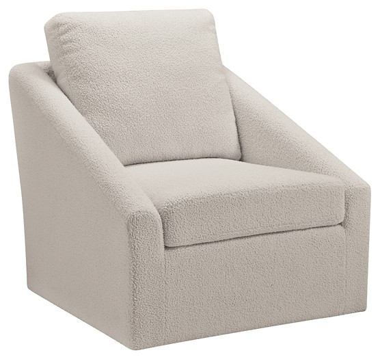 Wysler - Swivel Accent Chair