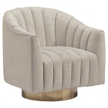 Penzlin - Swivel Accent Chair