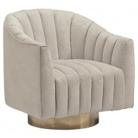Penzlin - Swivel Accent Chair