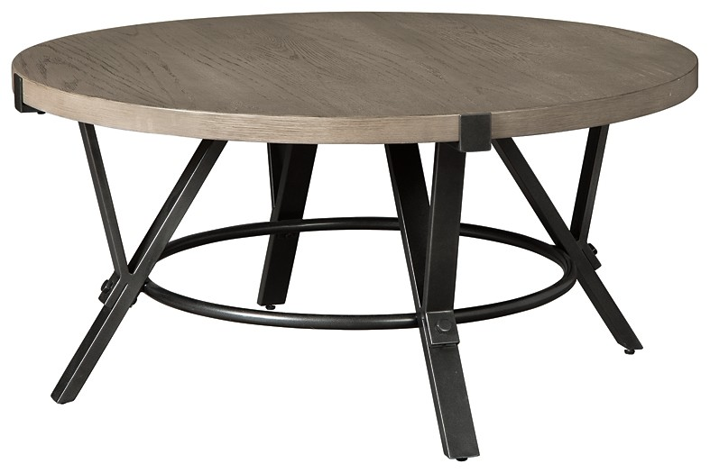 Zontini - Round Cocktail Table