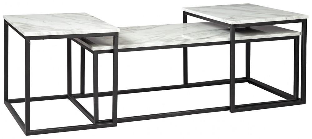 Donnesta - Occasional Table Set (3/CN)