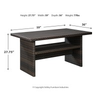 Easy Isle - RECT Multi-Use Table