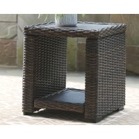 Grasson Lane - Square End Table