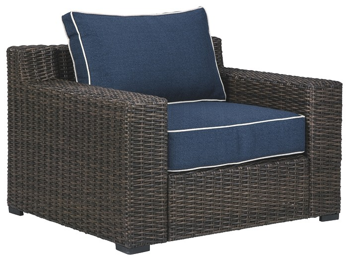 Grasson Lane - Lounge Chair w/Cushion (1/CN)