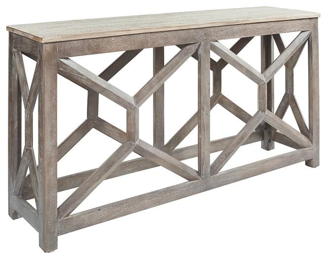 Lanzburg - Console Sofa Table