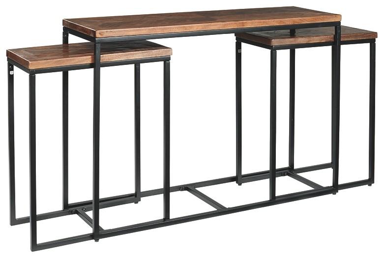 Jadenley - Console Table Set (3/CN)