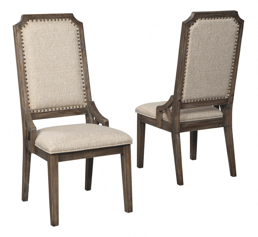 Wyndahl - Dining UPH Side Chair (2/CN)
