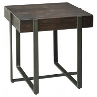 Drewing - Square End Table