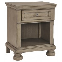 Lettner - One Drawer Night Stand