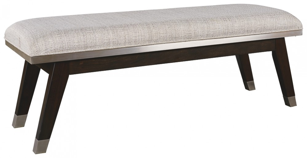 Maretto Upholstered Bench B724 09 Bedroom Benches Price Busters Furniture