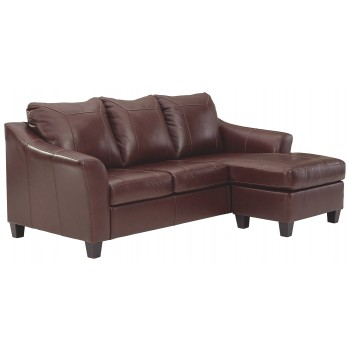 Fortney - Sofa Chaise Queen Sleeper