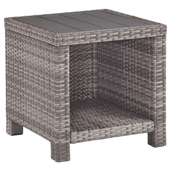 Salem Beach - Square End Table
