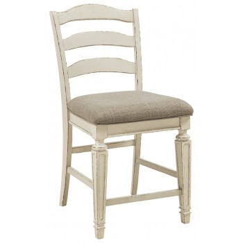 Realyn - Upholstered Barstool (2/CN)