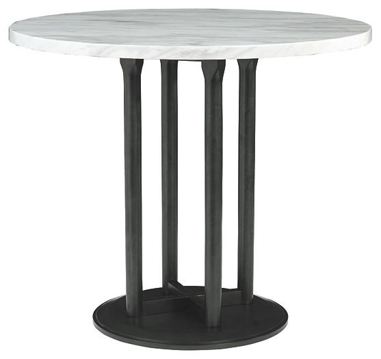 Centiar - Round DRM Counter Table