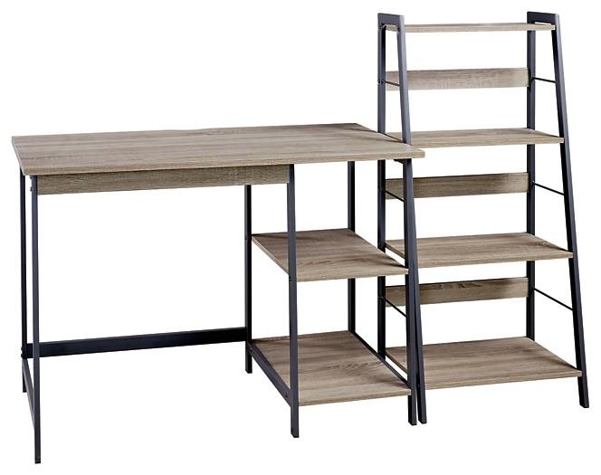 Soho - Home Office Desk and Shelf