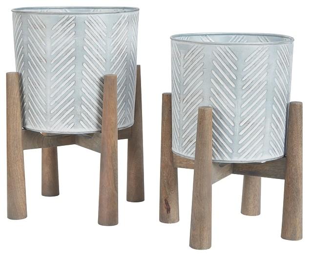 Domele - Planter Set (2/CN)
