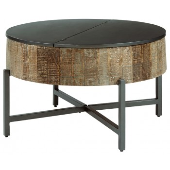 Nashbryn - Round Cocktail Table